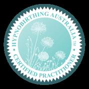 Certified By Hypnobirthing Australia Logo