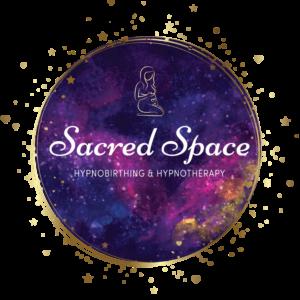 Sacred Space Hypnobirthing & Hypnotherapy Logo